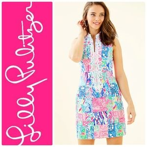 "Lilly Pulitzer Alexa ""Juice Stand"" Dress"
